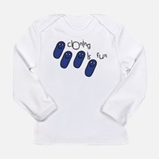 Cloning is Fun Long Sleeve Infant T-Shirt