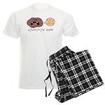 Bad Breath Men's Light Pajamas