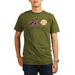 Bad Breath Organic Men's T-Shirt (dark)