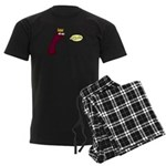 Tuberculosis Men's Dark Pajamas