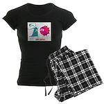 Germ Warfare Women's Dark Pajamas