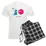 Germ Warfare Men's Light Pajamas
