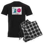Germ Warfare Men's Dark Pajamas