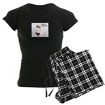 Leprosy Women's Dark Pajamas