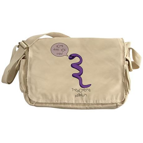 Syphilis Messenger Bag
