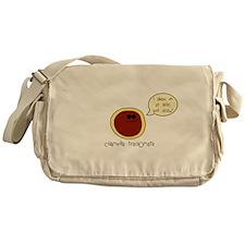 Chlamydia Messenger Bag