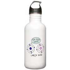 Carbon Dating Sports Water Bottle