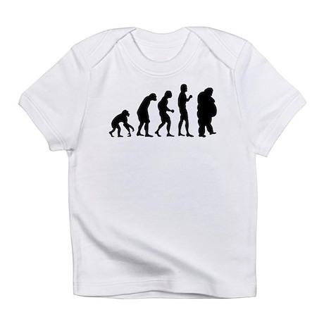 Evolution Infant T-Shirt