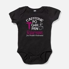 Caffeine T Shirt, It's A Nurse Thing Body Suit