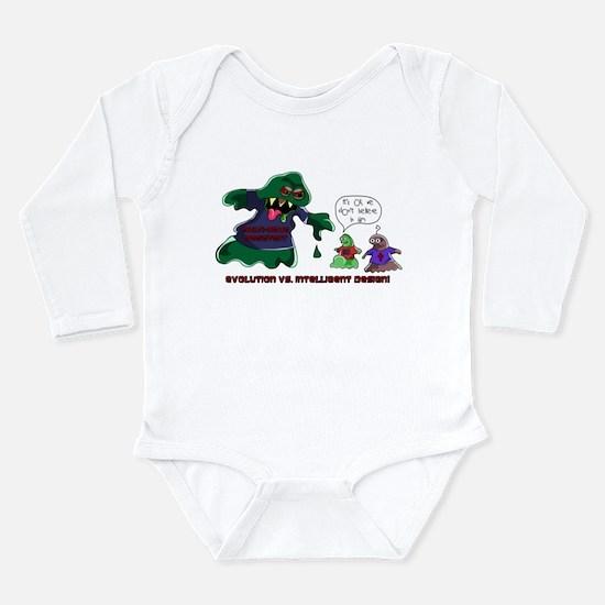Evolution Vs ID Long Sleeve Infant Bodysuit