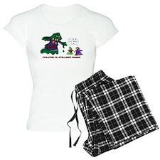 Evolution Vs ID pajamas