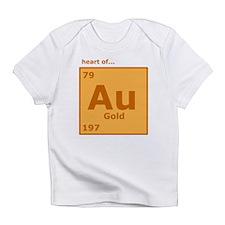 Heart of Gold Infant T-Shirt