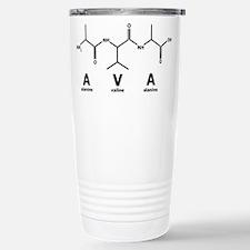 Ava Peptide Stainless Steel Travel Mug