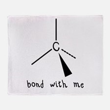 Bond with Me Throw Blanket