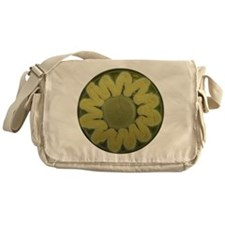 Sunflower Messenger Bag