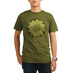 Sunflower Organic Men's T-Shirt (dark)