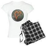 Heart Women's Light Pajamas