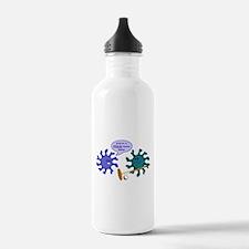 Polio Water Bottle
