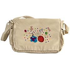 Let's Cellebrate Messenger Bag