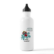 Adios Amoebas Water Bottle