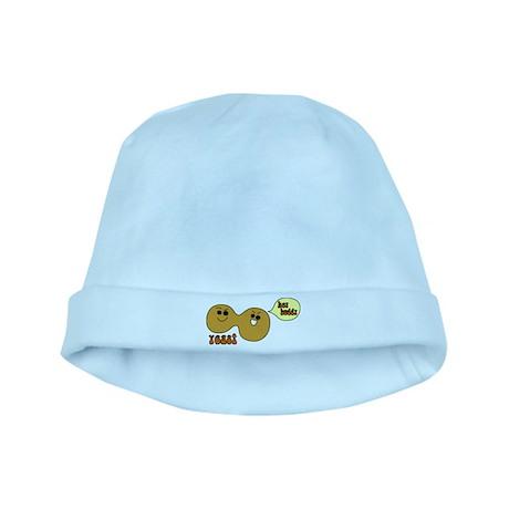 Yeast Buddies baby hat