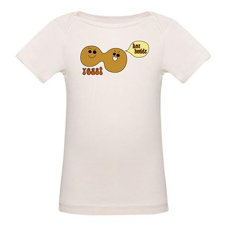 Yeast Buddies Organic Baby T-Shirt