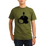 Virus Organic Men's T-Shirt (dark)