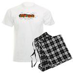 Cell Membrane Men's Light Pajamas