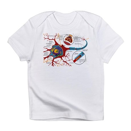 Neuron cell Infant T-Shirt