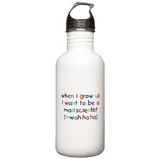 Grow Up - Mad Scientist Water Bottle