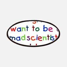 Grow Up - Mad Scientist Patches