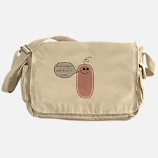 When I Evolve Messenger Bag