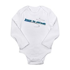 Inoculating Loop Long Sleeve Infant Bodysuit