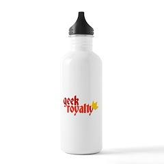 Geek Royalty Water Bottle
