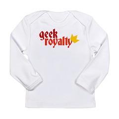 Geek Royalty Long Sleeve Infant T-Shirt