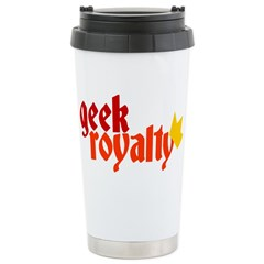 Geek Royalty Travel Mug