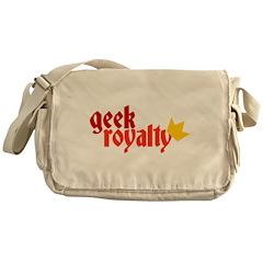 Geek Royalty Messenger Bag
