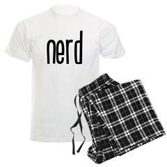 Nerd Men's Light Pajamas