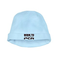 Born to PCR baby hat
