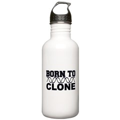 Born to Clone - DNA Water Bottle