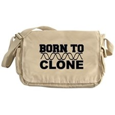 Born to Clone - DNA Messenger Bag
