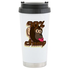 Culture Stainless Steel Travel Mug