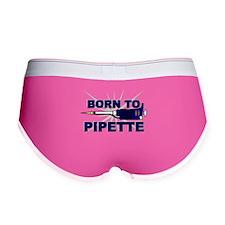 Born to Pipette Women's Boy Brief