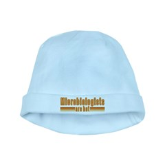 Microbiologists are Hot baby hat