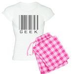 Barcode Geek Women's Light Pajamas