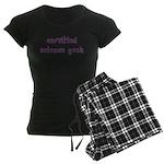Certified Science Geek Women's Dark Pajamas