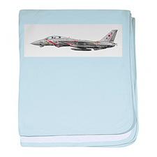 VF-102 DIAMONDBACKS baby blanket
