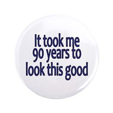 "Cool Years 3.5"" Button (100 pack)"