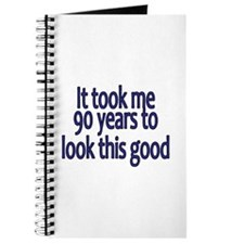 Funny 90 years old Journal