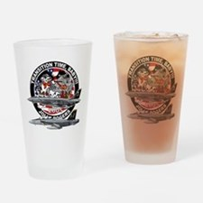F-14 Jolly Rogers Drinking Glass